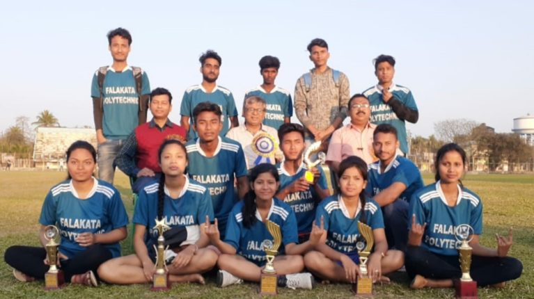 Inter Polytechnic Sports Meet 2020, Jalpaiguri....